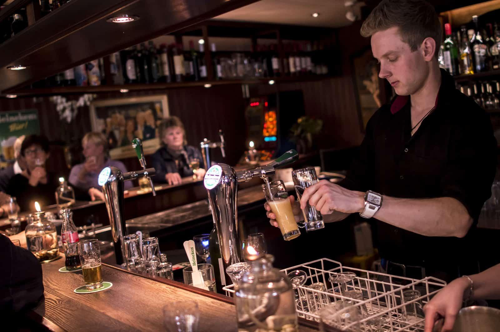 Vacature bediening Cafe Restaurant de Slufter